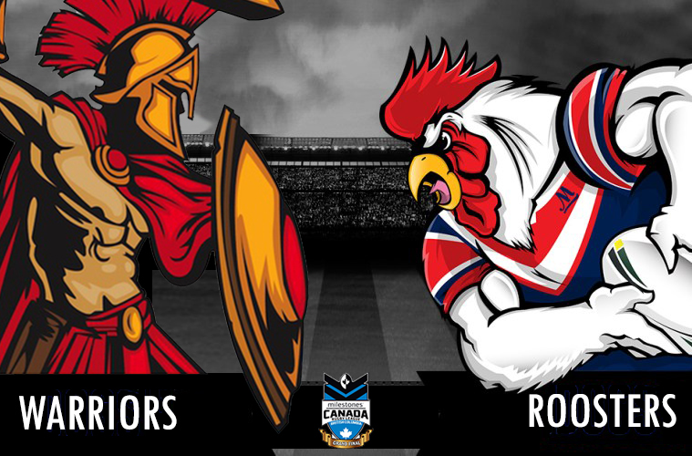 roosters vs warriors - photo #44