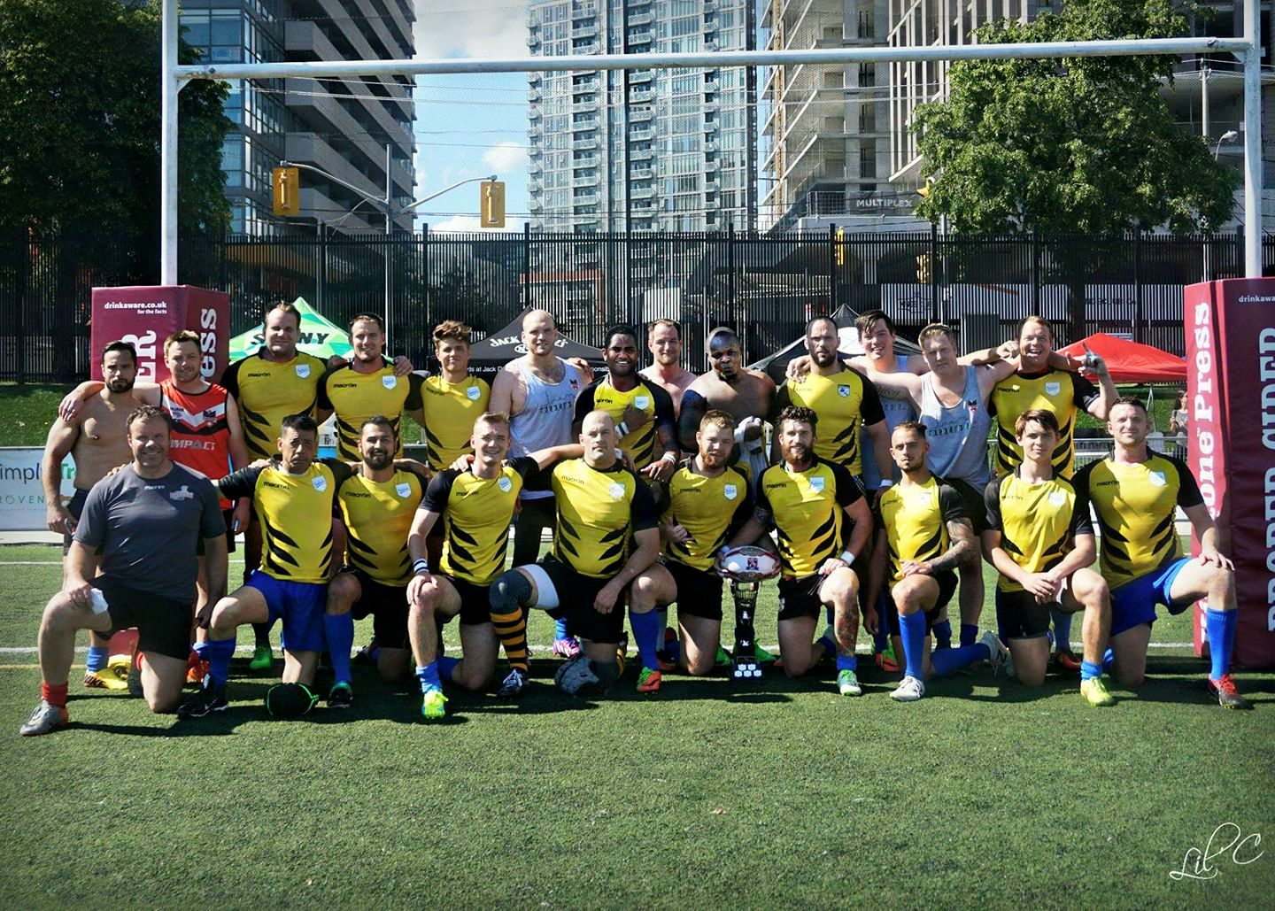 fa8dc3d21aeaf3 Toronto RLC Crowned 2017 ORL Champs! - Canada Rugby League Association